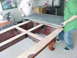 Pool table moves in Panama City Florida