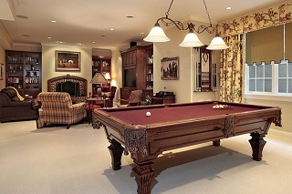 Pool Table Moves